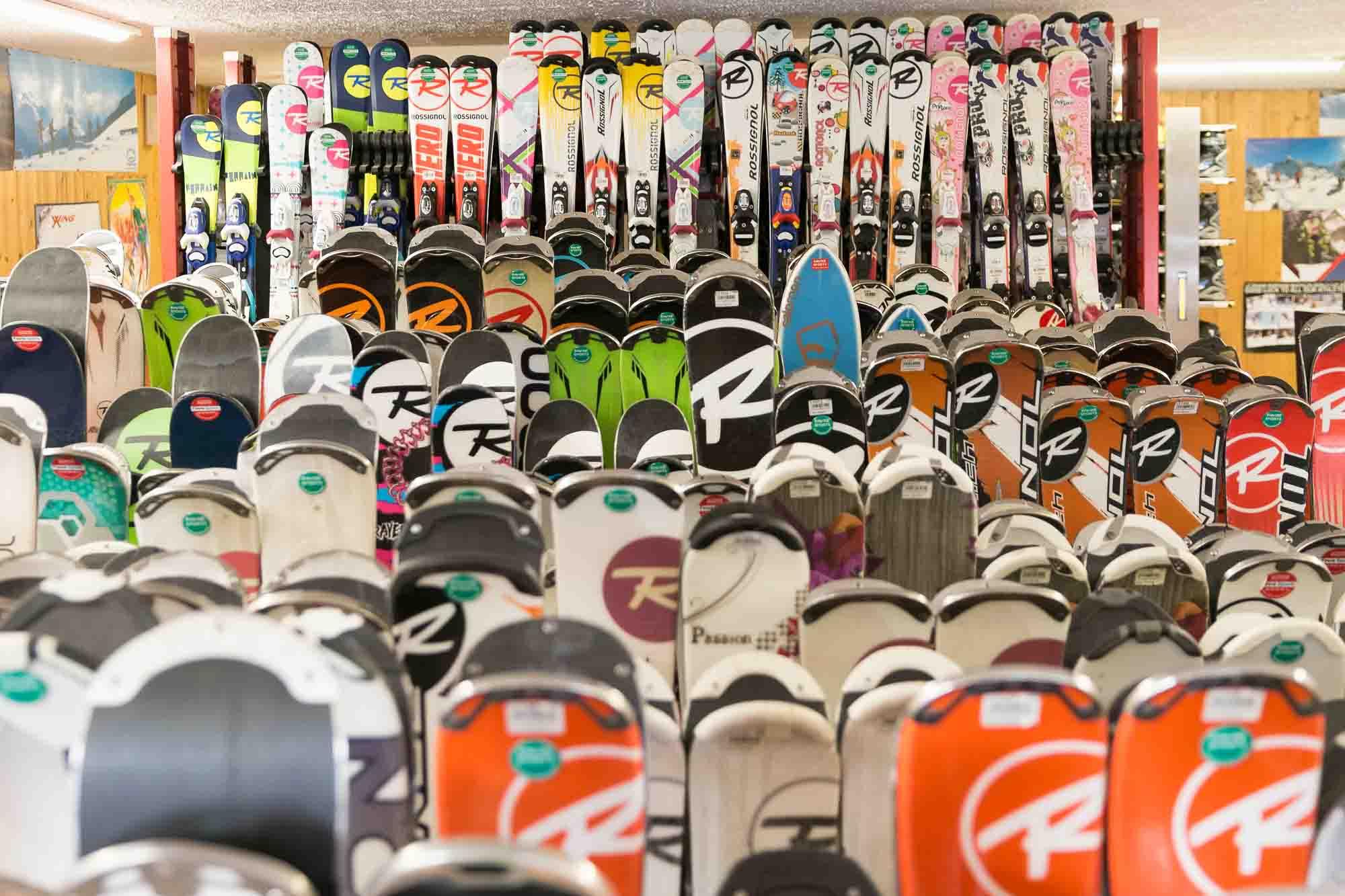 espace ski de location